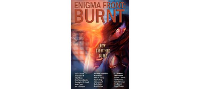 Enigma Front: Burnt