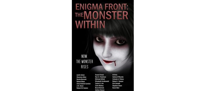 Enigma Front: The Monster Within